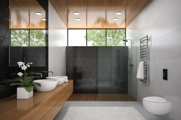 Fenêtres de salle de bains Budvar