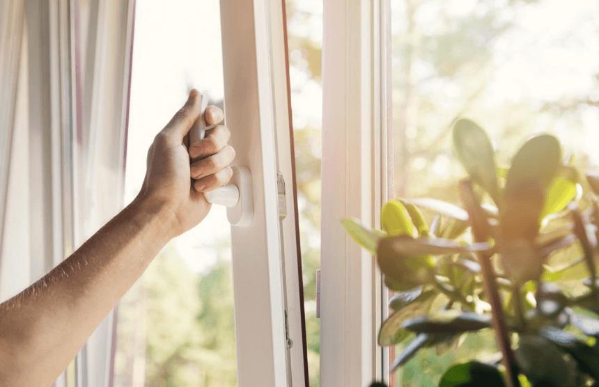 remplacer les joints d'une fenêtre en PVC_Budvar