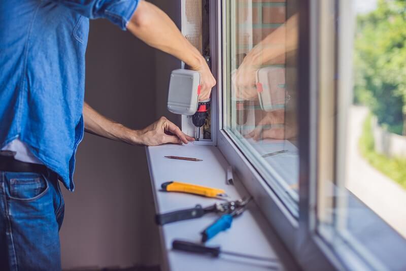 Comment ajuster les fenêtres en PVC